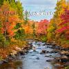 Tioga Creek in Fall 2:3 aspect ratio 24x16 or any size you like