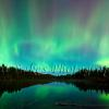 Aurora Panorama 1:2 aspect ratio 24x12 40x20 etc.